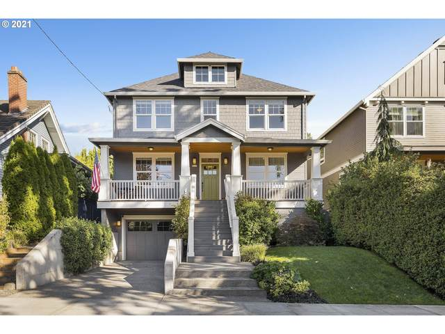 3823 NE Couch St, Portland, OR 97232 (MLS #21251291) :: Windermere Crest Realty