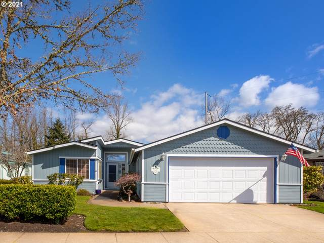158 Village Dr, Cottage Grove, OR 97424 (MLS #21251355) :: Song Real Estate