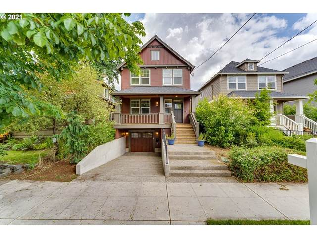 836 NE 69TH Ave, Portland, OR 97213 (MLS #21251405) :: Song Real Estate