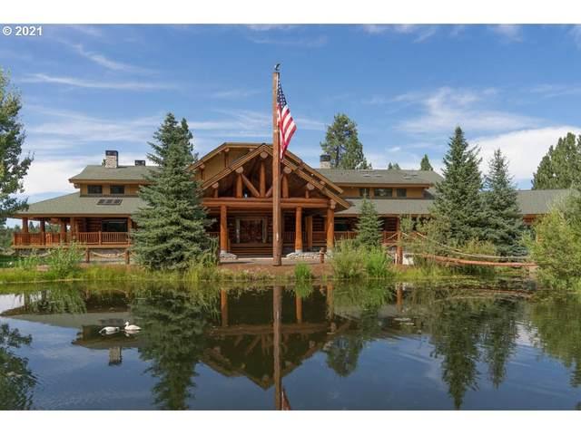 50385 Diamond Bar Ranch Rd, La Pine, OR 97739 (MLS #21251732) :: Tim Shannon Realty, Inc.