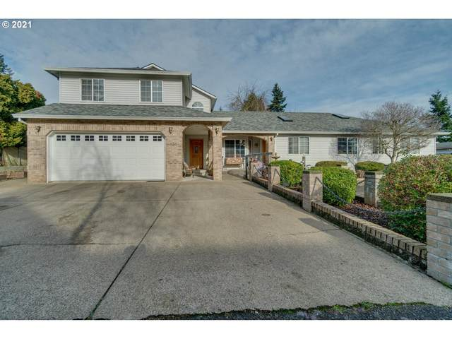 626 NE 155TH Ave, Portland, OR 97230 (MLS #21252114) :: Next Home Realty Connection