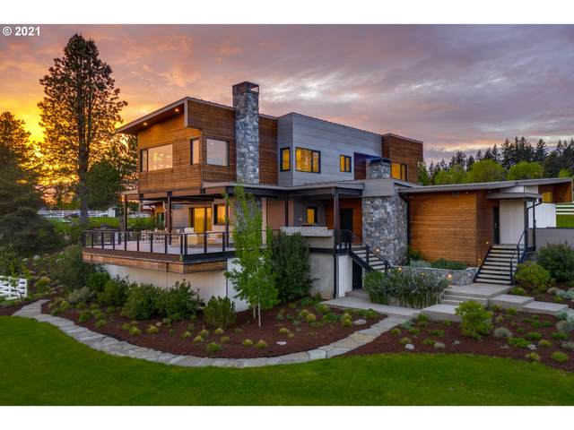 10676 NW Valley Vista Rd, Hillsboro, OR 97124 (MLS #21252533) :: Duncan Real Estate Group