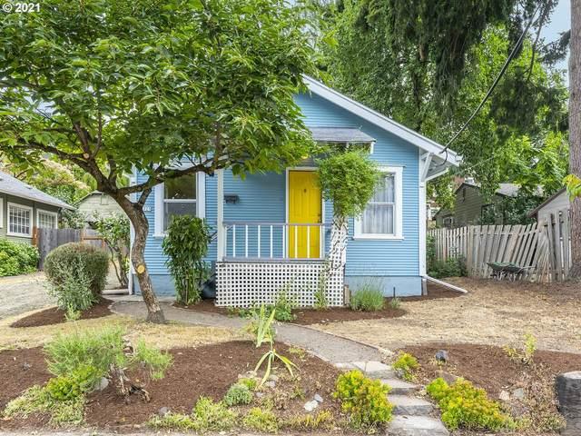 8725 N Edison St, Portland, OR 97203 (MLS #21252670) :: Cano Real Estate