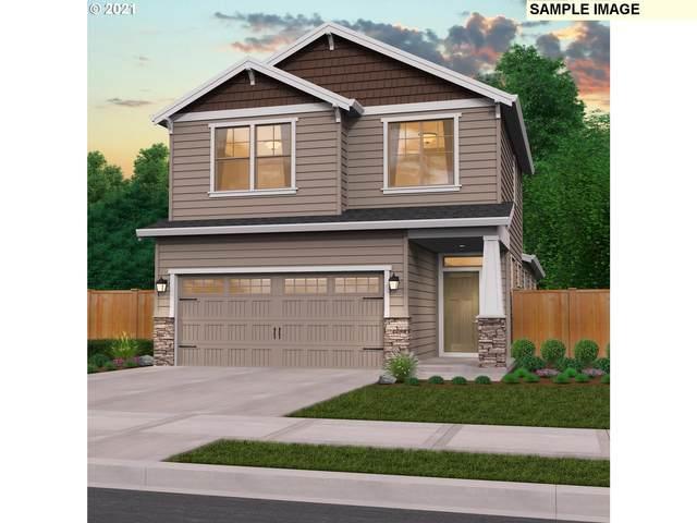 NE 111th St, Vancouver, WA 98682 (MLS #21252778) :: Premiere Property Group LLC