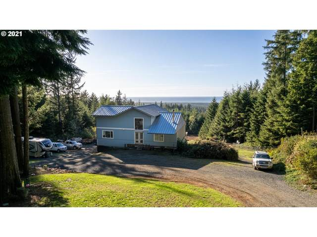 70536 Stage Rd, North Bend, OR 97459 (MLS #21252818) :: Oregon Farm & Home Brokers