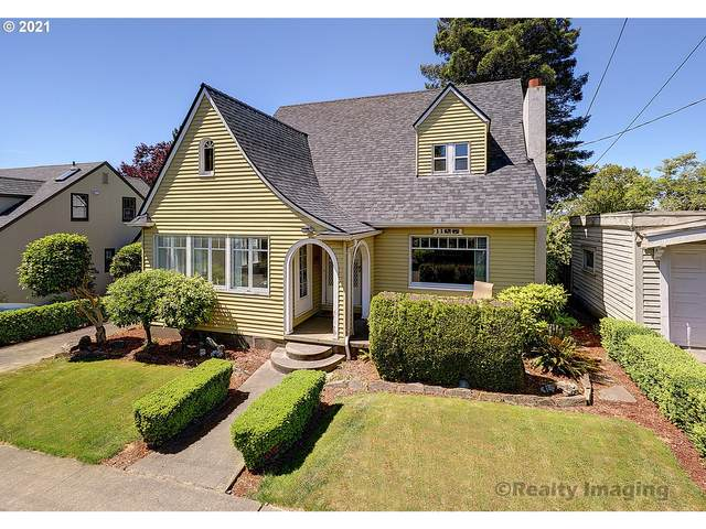 1125 SE 52ND Ave, Portland, OR 97215 (MLS #21252870) :: Real Tour Property Group