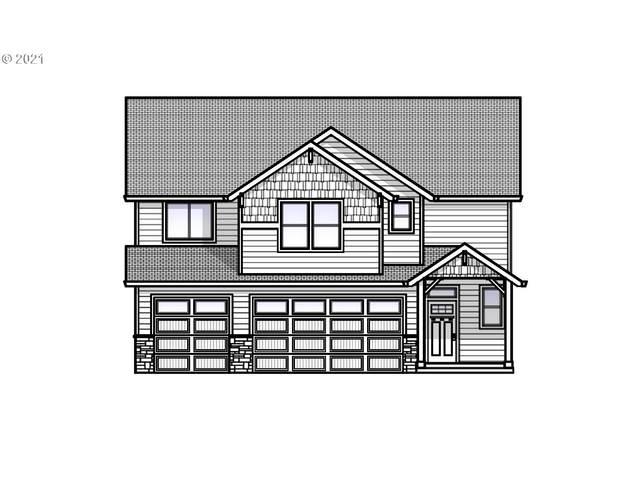 281 NE Regan Hill Loop, Estacada, OR 97023 (MLS #21253029) :: Townsend Jarvis Group Real Estate