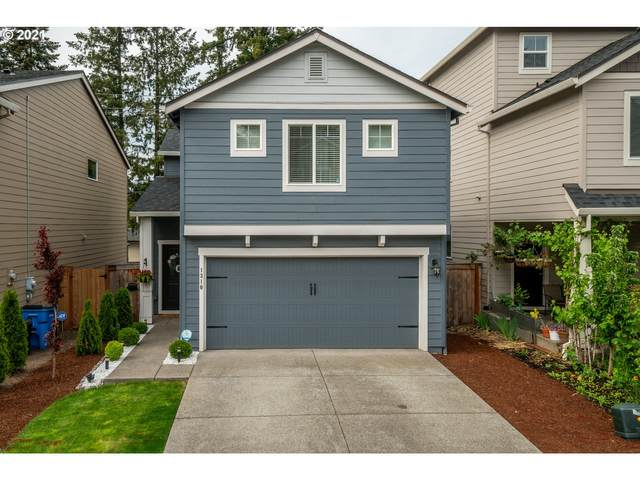 1310 NE 72ND Way, Vancouver, WA 98665 (MLS #21253186) :: Premiere Property Group LLC