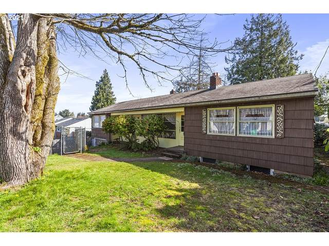 142 NE 128TH Ave, Portland, OR 97230 (MLS #21253707) :: Next Home Realty Connection