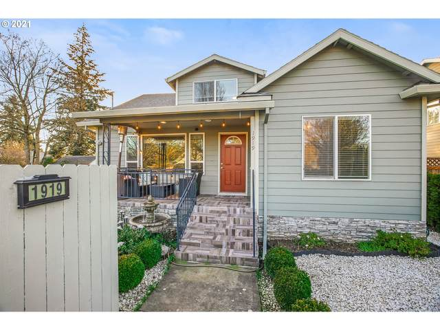 1919 SE 162ND Ave, Portland, OR 97233 (MLS #21253897) :: Fox Real Estate Group