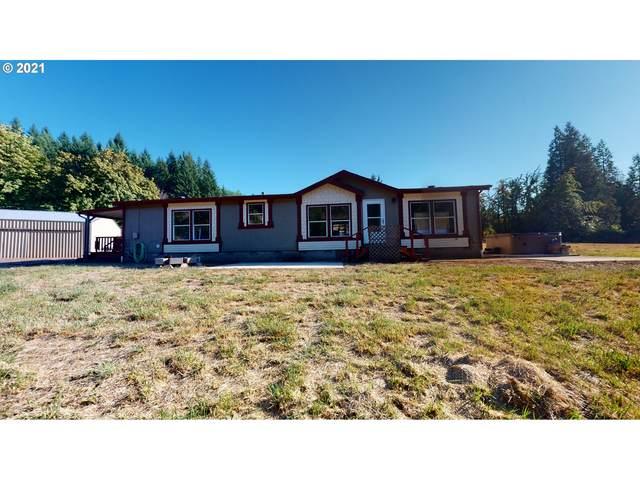 2581 Elkhead Rd, Yoncalla, OR 97499 (MLS #21253979) :: Fox Real Estate Group
