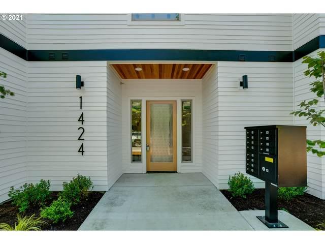1424 N Simpson St #4, Portland, OR 97217 (MLS #21254521) :: The Haas Real Estate Team
