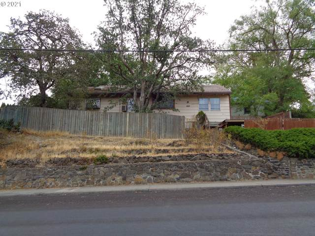 1610 Mt Hood, The Dalles, OR 97058 (MLS #21254734) :: Townsend Jarvis Group Real Estate