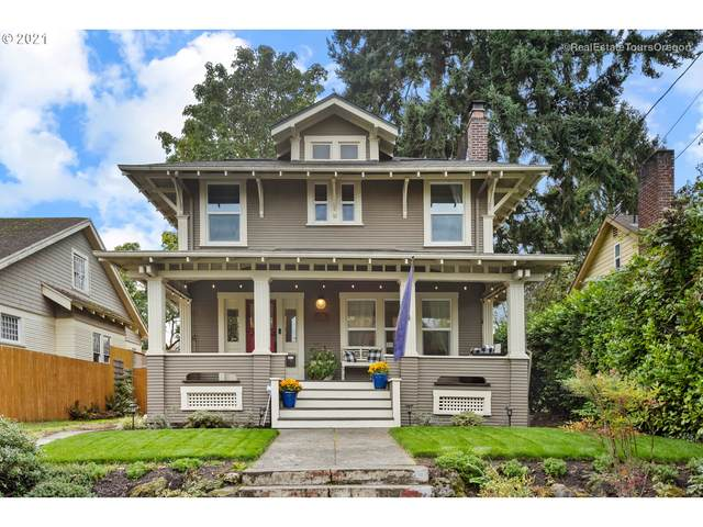 1524 NE Ainsworth St, Portland, OR 97211 (MLS #21254784) :: Real Estate by Wesley