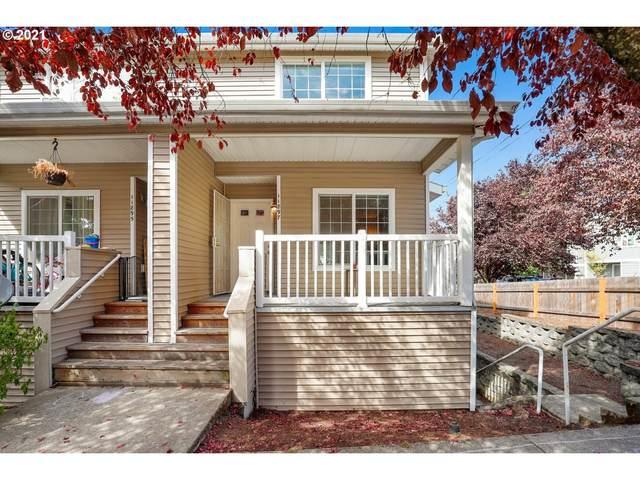 11897 SE Pine St, Portland, OR 97216 (MLS #21254818) :: Fox Real Estate Group