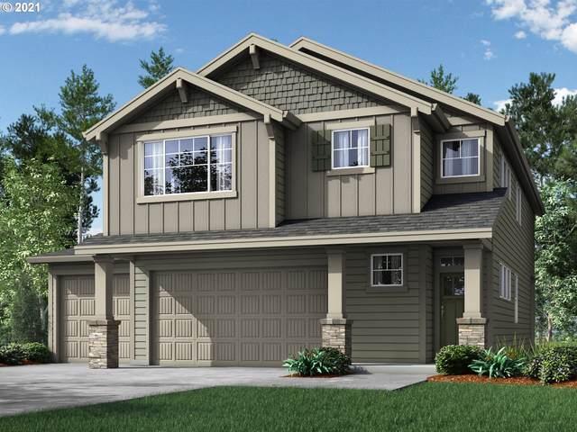 3733 S 42ND Pl, Ridgefield, WA 98642 (MLS #21254867) :: Song Real Estate