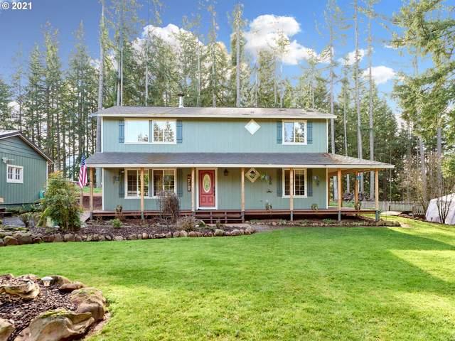 20250 S Cliffside Ln, Beavercreek, OR 97004 (MLS #21255016) :: TK Real Estate Group