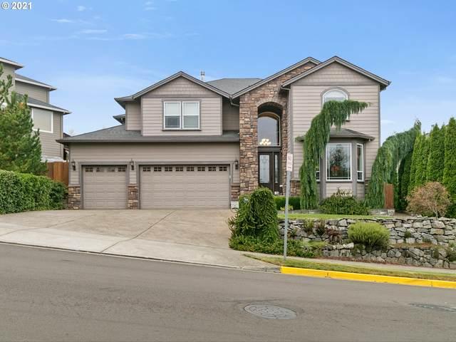 14741 SE Badger Creek Rd, Happy Valley, OR 97086 (MLS #21255061) :: Oregon Farm & Home Brokers