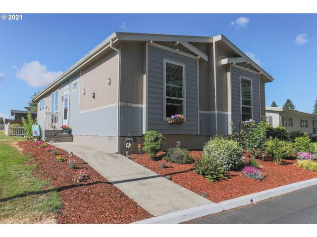 400 SW Liberty Bell Dr, Beaverton, OR 97006 (MLS #21255078) :: Holdhusen Real Estate Group