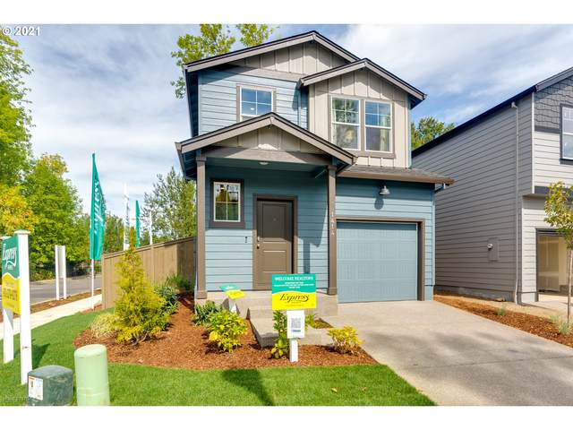 1310 SW 5TH St, Battle Ground, WA 98604 (MLS #21255124) :: Premiere Property Group LLC