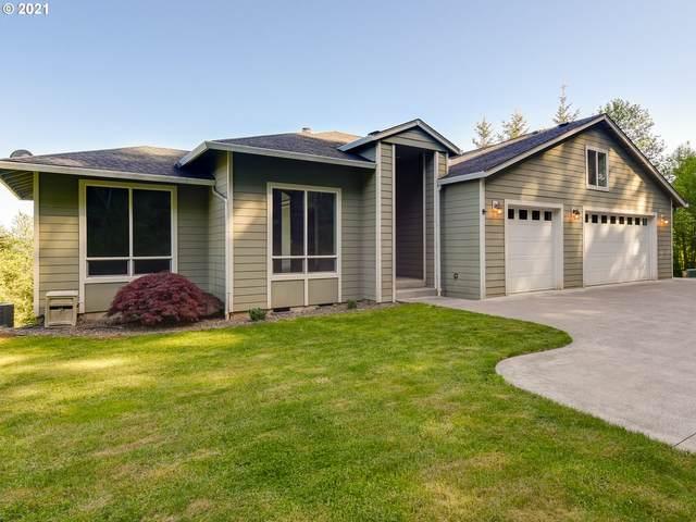 7900 NE 317TH Pl, Camas, WA 98607 (MLS #21255168) :: Premiere Property Group LLC