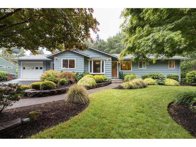 7630 SW Greenwood Dr, Portland, OR 97223 (MLS #21255726) :: Fox Real Estate Group