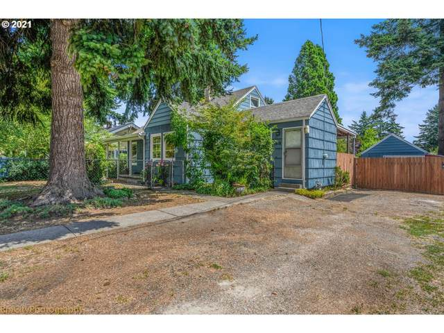 1818 SE 130TH Ave, Portland, OR 97233 (MLS #21256058) :: Real Tour Property Group