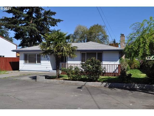 5631 SE Cooper St, Portland, OR 97206 (MLS #21256121) :: Premiere Property Group LLC