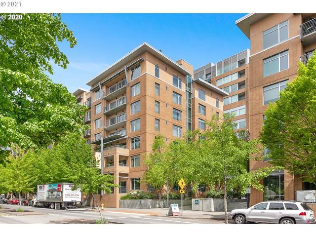 701 Columbia St #511, Vancouver, WA 98660 (MLS #21256207) :: Gustavo Group