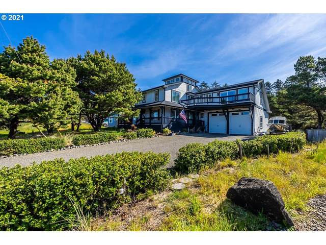 1201 NW Bayshore Dr, Waldport, OR 97394 (MLS #21256285) :: Premiere Property Group LLC