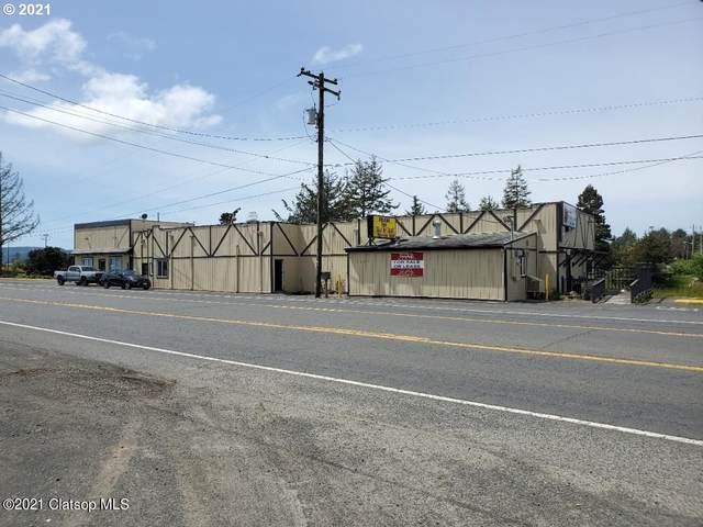 2490 N Hwy 101, Seaside, OR 97138 (MLS #21256313) :: Real Tour Property Group