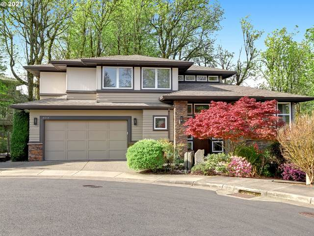 8318 NW Cresap Ln, Portland, OR 97229 (MLS #21256466) :: Song Real Estate