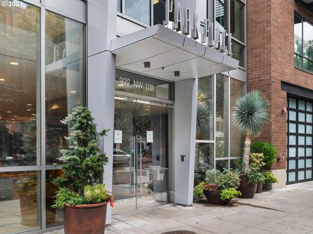 922 NW 11TH Ave #315, Portland, OR 97209 (MLS #21256547) :: The Liu Group
