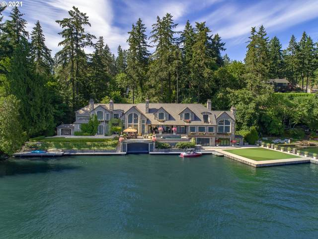 1500 Northshore Rd, Lake Oswego, OR 97034 (MLS #21257239) :: Keller Williams Portland Central
