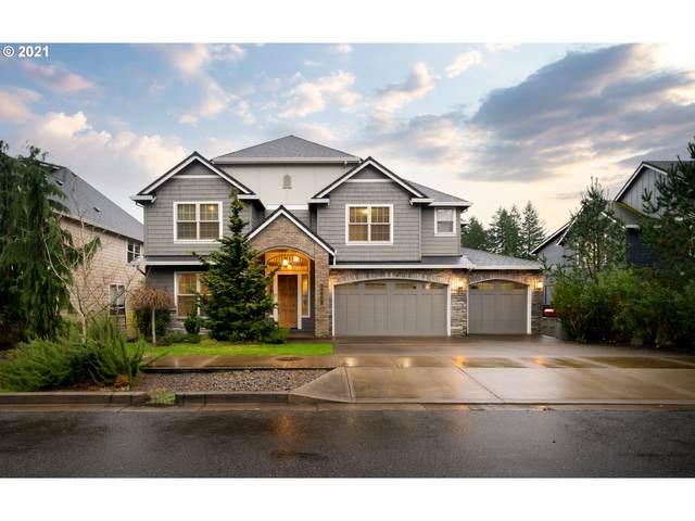 19650 Suncrest Dr, West Linn, OR 97068 (MLS #21257260) :: Lux Properties