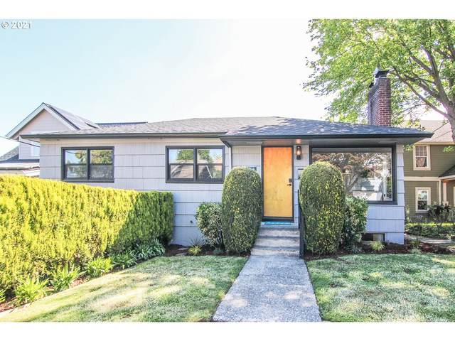 104 SE 72ND Ave, Portland, OR 97215 (MLS #21257415) :: Song Real Estate