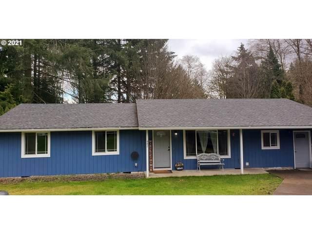 487 SW Juniper Ct, Clatskanie, OR 97016 (MLS #21257484) :: Townsend Jarvis Group Real Estate