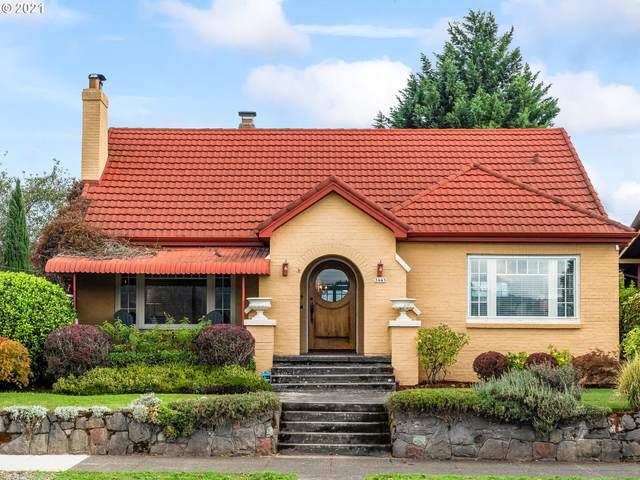 3445 N Willamette Blvd, Portland, OR 97217 (MLS #21257620) :: Windermere Crest Realty