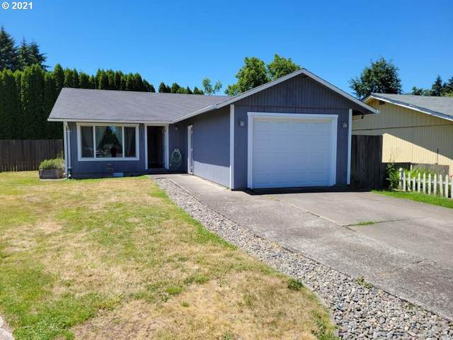 5903 NE 37TH St, Vancouver, WA 98661 (MLS #21257758) :: Next Home Realty Connection