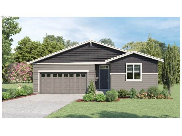 2505 Ben Brown Dr, Woodburn, OR 97071 (MLS #21258008) :: Brantley Christianson Real Estate