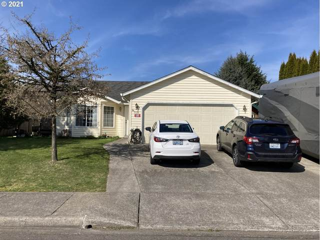 708 NW 21ST St, Battle Ground, WA 98604 (MLS #21258053) :: Brantley Christianson Real Estate