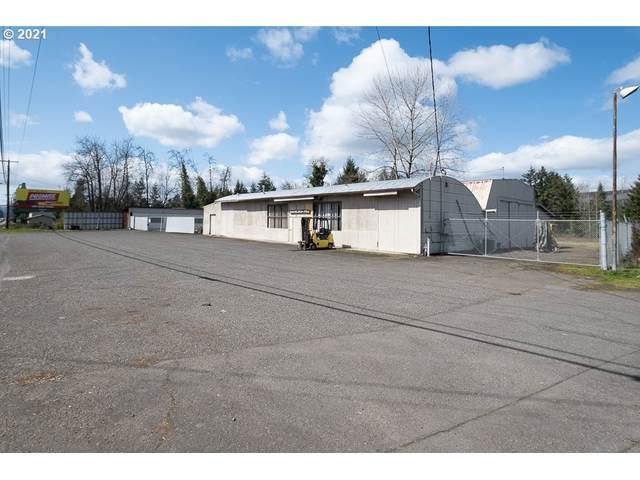 4536 Highway 20, Sweet Home, OR 97386 (MLS #21258150) :: Premiere Property Group LLC