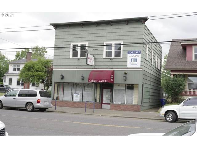 5036 N Lombard St, Portland, OR 97203 (MLS #21258185) :: Song Real Estate