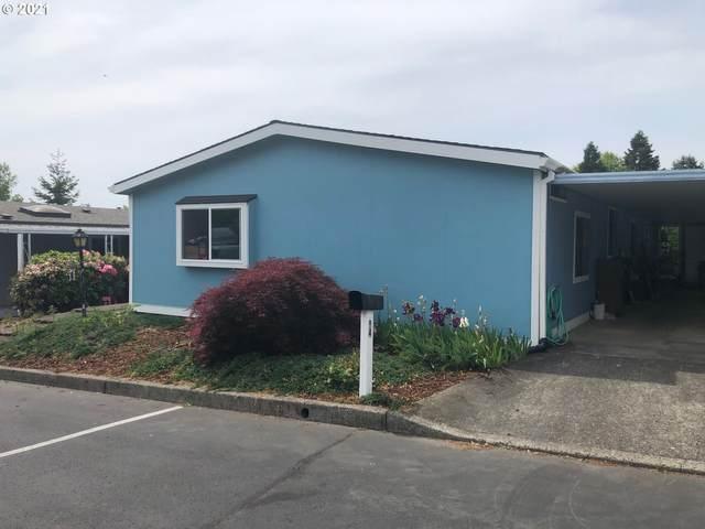 100 SW 195th #94, Beaverton, OR 97006 (MLS #21258344) :: Premiere Property Group LLC
