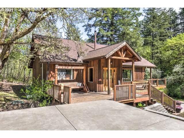 5220 NW Bridgefarmer Rd, Gaston, OR 97119 (MLS #21258393) :: Next Home Realty Connection