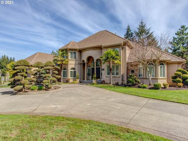 6150 NW Michaelbrook Ln, Camas, WA 98607 (MLS #21258448) :: Brantley Christianson Real Estate