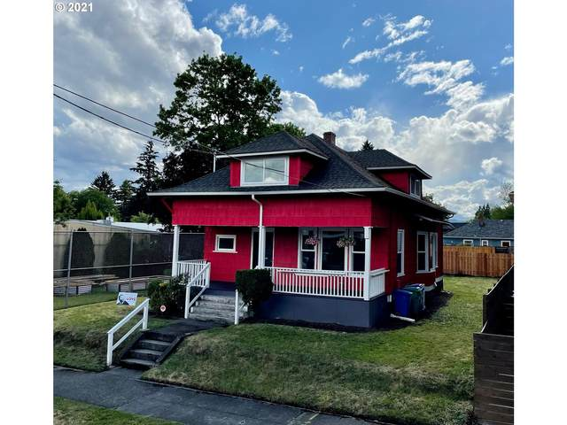 4933 N Haight Ave, Portland, OR 97217 (MLS #21258461) :: Townsend Jarvis Group Real Estate