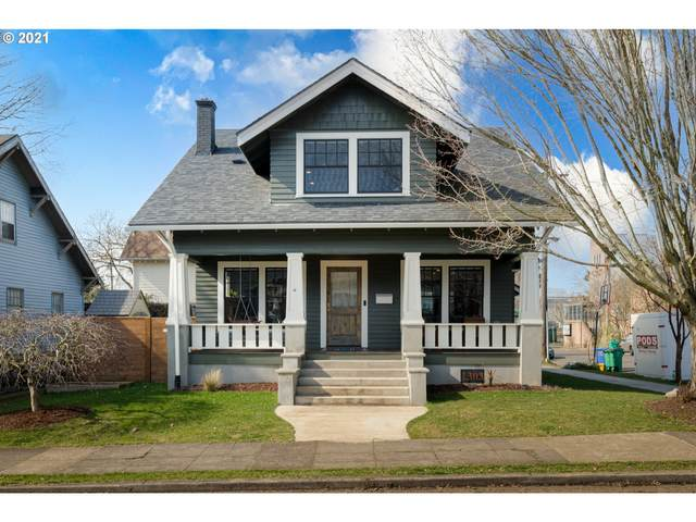 1303 SE 46TH Ave, Portland, OR 97215 (MLS #21258526) :: Fox Real Estate Group