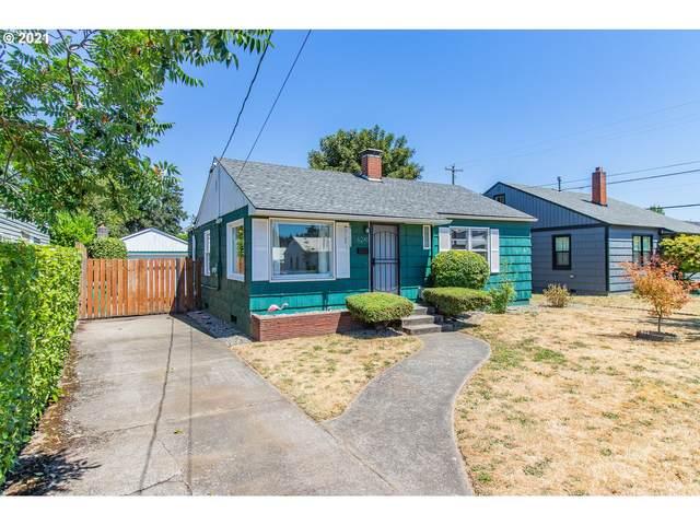 6241 NE Wasco St, Portland, OR 97213 (MLS #21258825) :: Beach Loop Realty