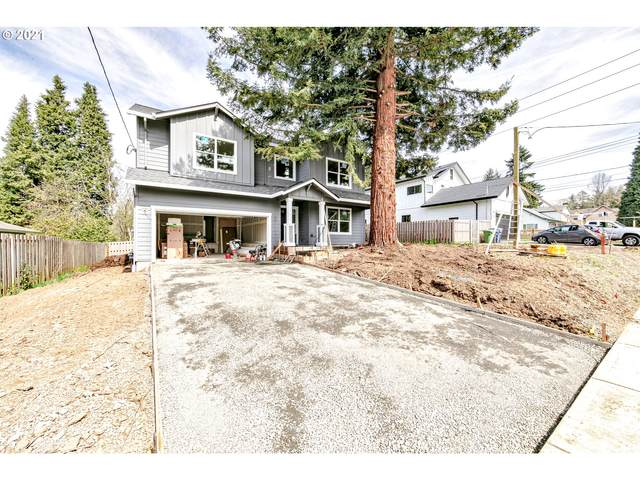 2867 SE Malcolm St, Milwaukie, OR 97222 (MLS #21259491) :: Fox Real Estate Group